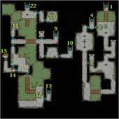 Sewers 1 pins