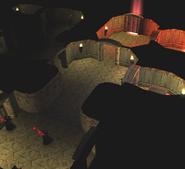 Cult Site, upper level