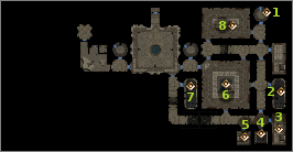 File:Betancuria Castle, Upper Floors pins.png