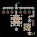 Gladiator Pits pins