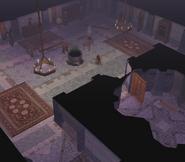 Terek's Tower, Living Room