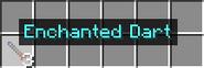 Poisoned Dart Name Glitch