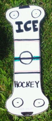 Letters I Ice Hockey