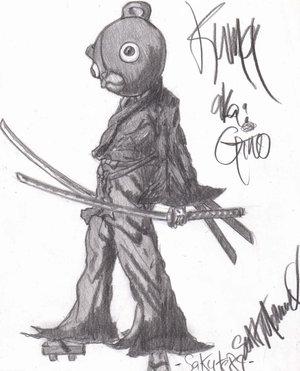 File:Gino from afro samurai by sakute89.jpg