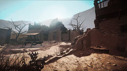 Razed Fort Map HD image 2