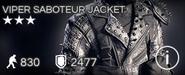Viper Saboteur Jacket