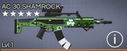 AC 30 Shamrock 5 star