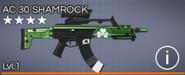 AC 30 Shamrock 4 star