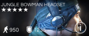 Jungle Bowman Headset