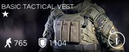 Basic Tactical Vest