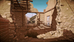 Razed Fort Map HD image 4