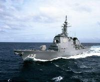JS Myoko (DDG-175)
