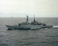 HMS Arrow (F173)