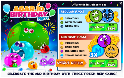 Agario-birthday-party-offer-2nd-week