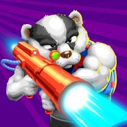 Space pirates power badger hi