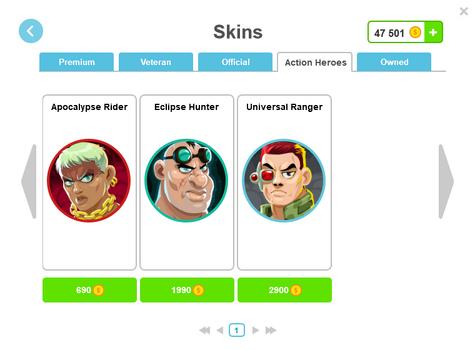Skins-shop-action-heroes-volume-3