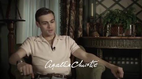 Douglas Booth on being in Agatha Christie's And Then There Were None