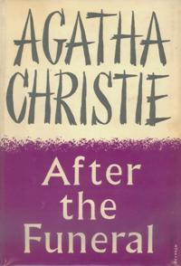 File:After the Funeral First Edition Cover 1953.jpg
