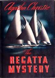 The Regatta Mystery US First Edition Cover 1939