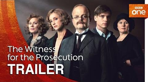 The Witness for the Prosecution Trailer - BBC One