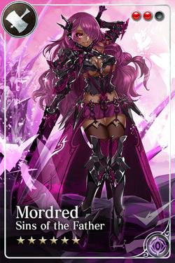 Mordred+1