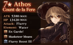 NR Athos Reward