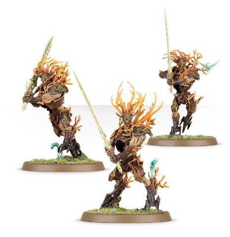 File:Kurnoth Hunters Greatswords Sylvaneth Miniatures.jpg