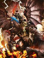 Archaon the Everchosen Dorghar Chaos Sigmarlore