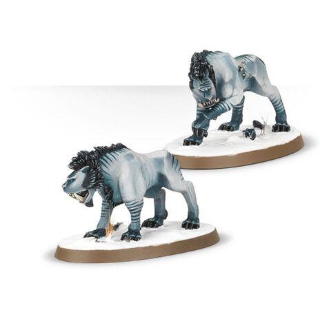 File:Frost Sabres Beastclaw Raiders Miniatures.jpg