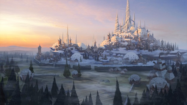 Frostling City