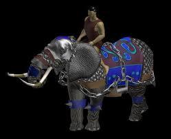 Armoured Elephant