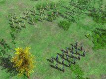 Iron Troops vs Musketeers