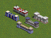 Aoe fortification