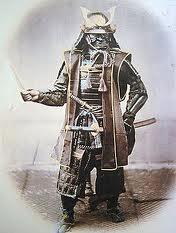 Samurai real