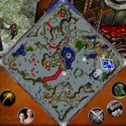 LokisTemples map