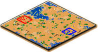 Fortress two-player match