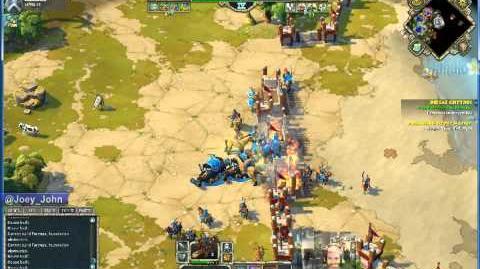 Age of Empires Online Walkthrough - Pt.161 Greek - Defeat Chytroi (II)