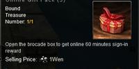 Online Gift Pack