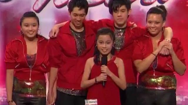 Nina Waga Mojares & Legit, 10-17 ~ America's Got Talent 2010, auditions NY Day2