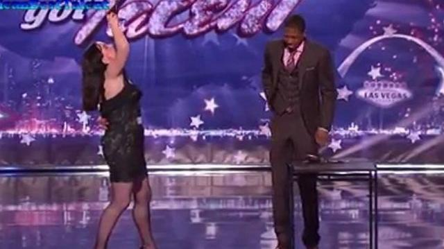 Riley Schillaci, 27 ~ America's Got Talent 2011, New York Auditions-0