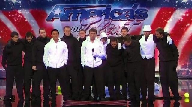 Fighting Gravity 19-22 ~ America's Got Talent 2010, auditions NY Day1