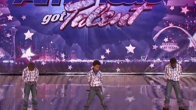 SH'Boss Boys ~ America's Got Talent 2011, Atlanta Auditions