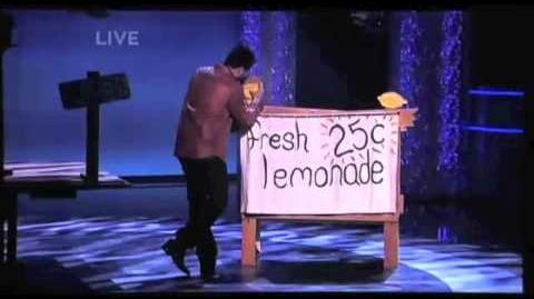 America's Got Talent Semi Finals by Drew Thomas Magic - Orlando Magician