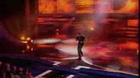 America's Got Talent (Semifinals) - Jason Pritchett