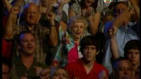 Joseph Hall & others @ America's Got Talent Series 3-0