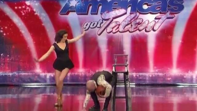 Rudi Macaggi, 43 ~ America's Got Talent 2010, auditions NY Day2