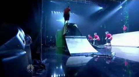 Kota Sports - Vegas Round - America's Got Talent 2012