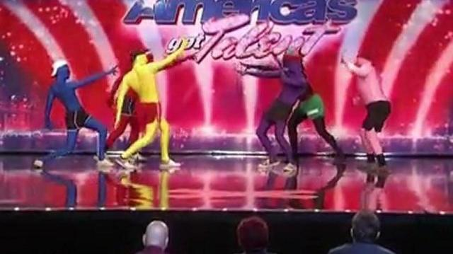 The Morphs, 18-19 ~ America's Got Talent 2010, auditions Orlando-0
