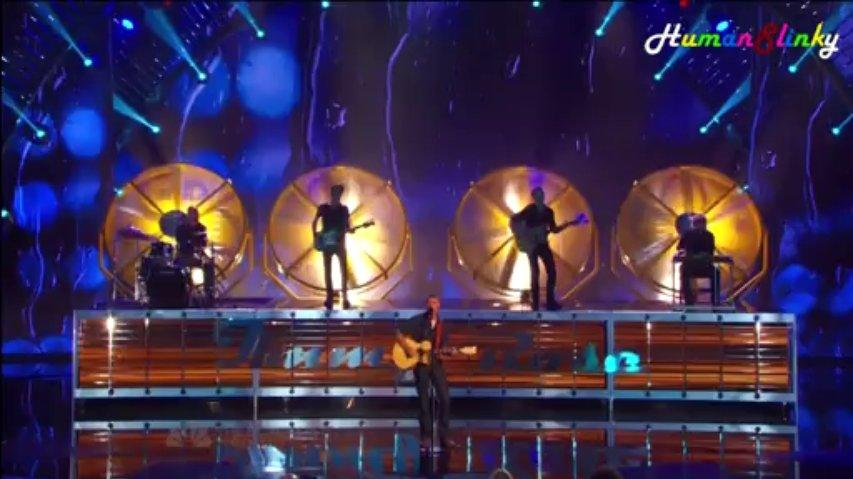 Jimmy Rose, 1st Performance on The Finals ~ Agt 2013