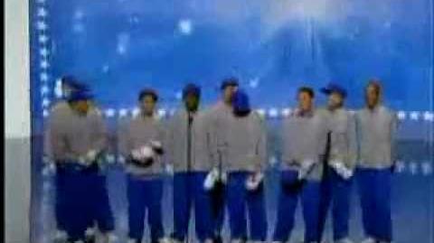 Jabbawockeez - Americas Got Talent
